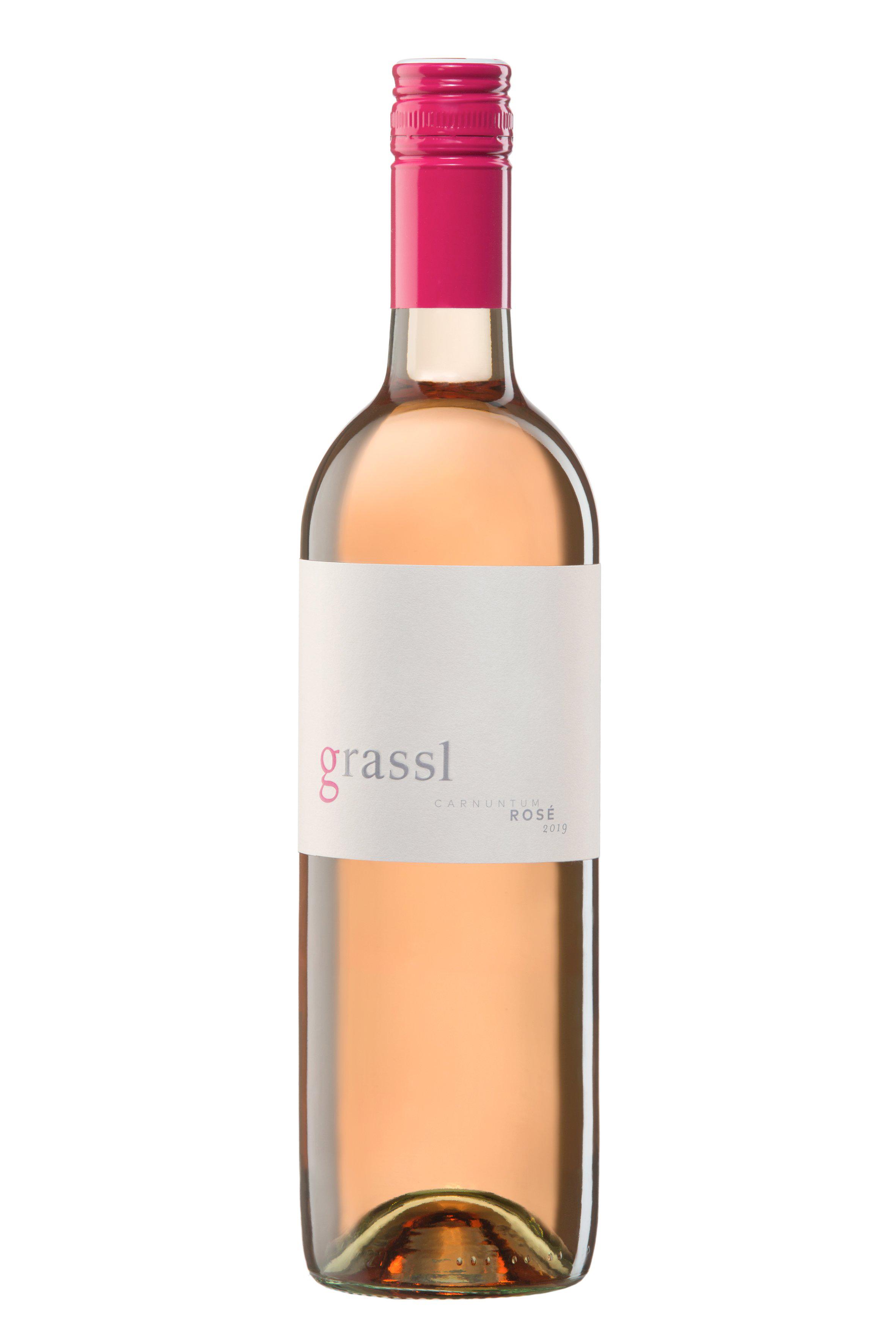 Philipp Grassl Göttlesbrunnn Zweigelt Rose 2019